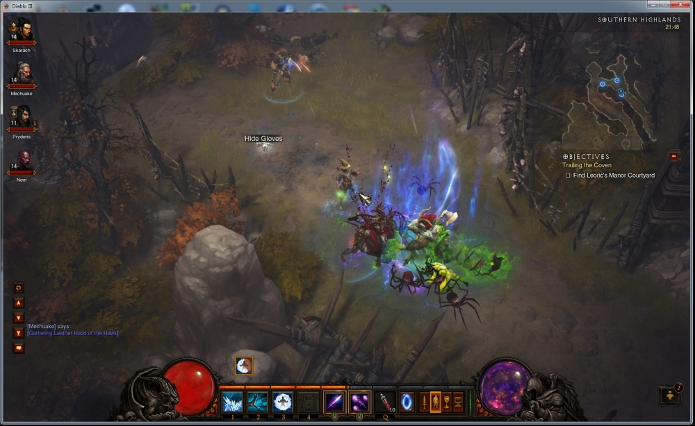 matchmaking diablo 04122017 in this 2016 gdc sesion, activision's josh menke discusses how skill can be properly used for matchmaking and how good matchmaking can free gameplay.