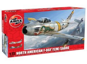 Airfix F86-F Sabre