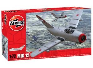 Airfix MiG 15