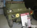 Daimler Dingo Scout Car Mk III