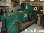 Rolls-Royce Armoured Car (1920)