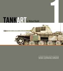 TANKART Vol. 1 - WWII German Armor