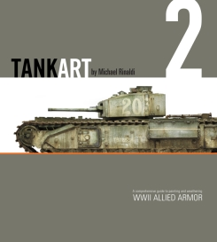 TANKART Vol. 2 - WWII Allied Armor