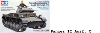 Panzerkampfwagen II Ausf. C (Sd.Kfz.121)